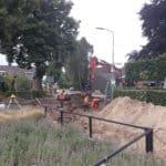 Wegwerkzaamheden Beatrixweg
