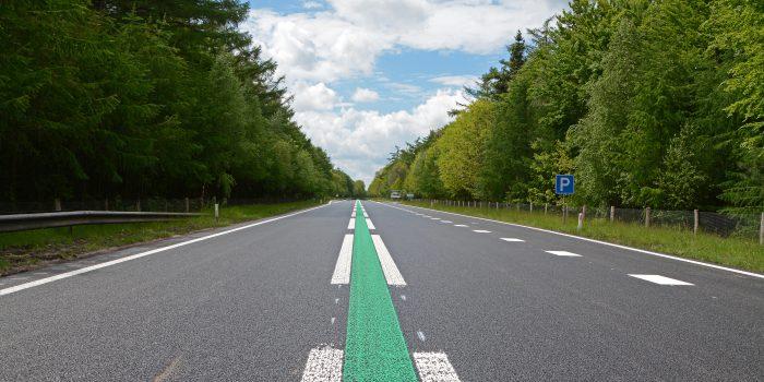 N381 provincie Drenthe